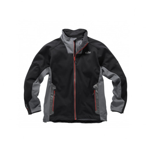 SALE: Gill Race Softshell-Jacke graphite