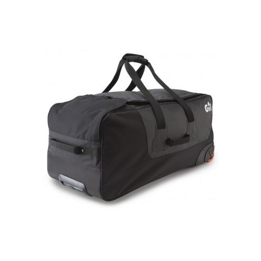 Gill Rolling Jumbo Bag Trolley-Tasche 115l schwarz