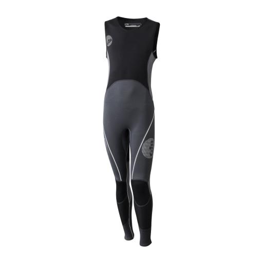 Gill Speedskin Skiff Suit Neoprenanzug 2mm Unisex graphite