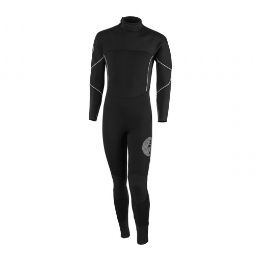 Gill Thermoskin Suit Neoprenanzug 5/3mm Herren schwarz