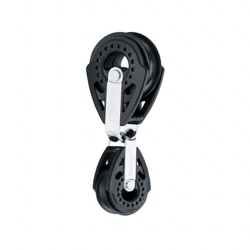 Harken 40mm Carbo Block - einscheibig Traveller