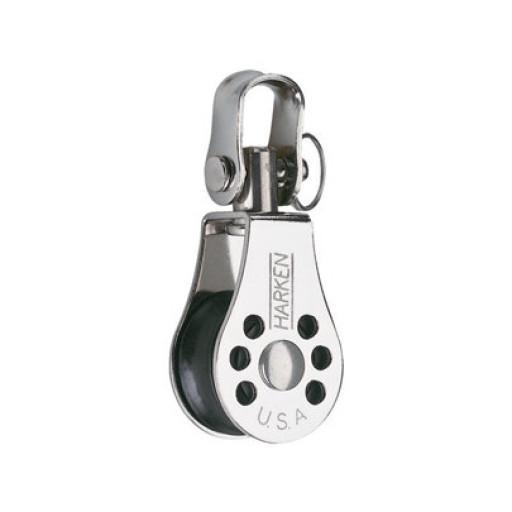 Harken Micro Block 22mm - einscheibig mit Wirbel