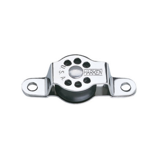 Harken Micro Umlenkblock 22mm - einscheibig, liegend