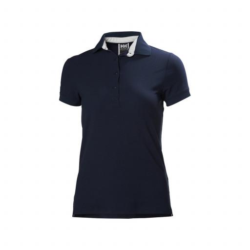 SALE: Helly Hansen Crewline Poloshirt Damen dunkelblau