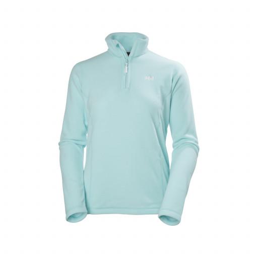 SALE: Helly Hansen Daybreaker ½ Zip Fleece-Pullover Damen mintgrün