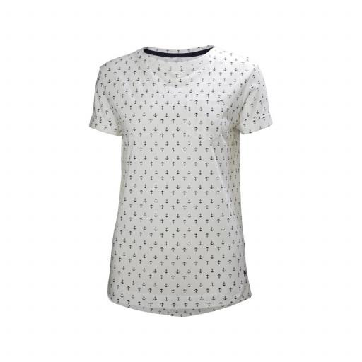 SALE: Helly Hansen Naiad T-Shirt Damen weiß