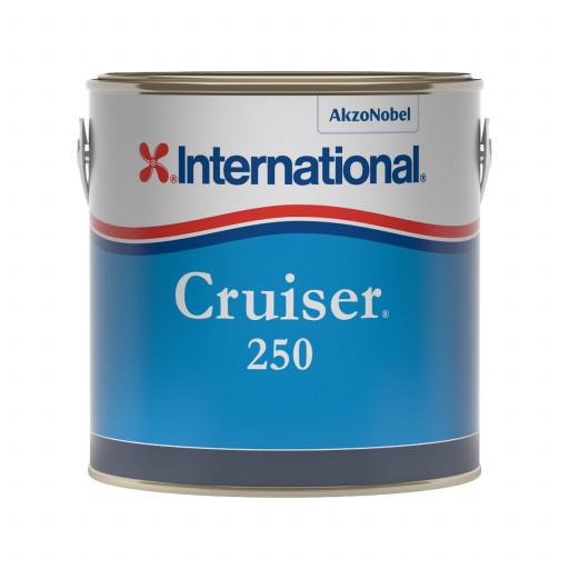 International Cruiser 250 Antifouling - rot, 2500ml