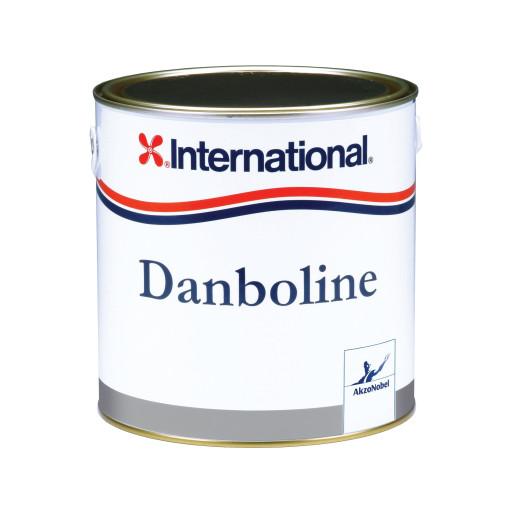 International Danboline Decklack - weiß 001, 2500ml