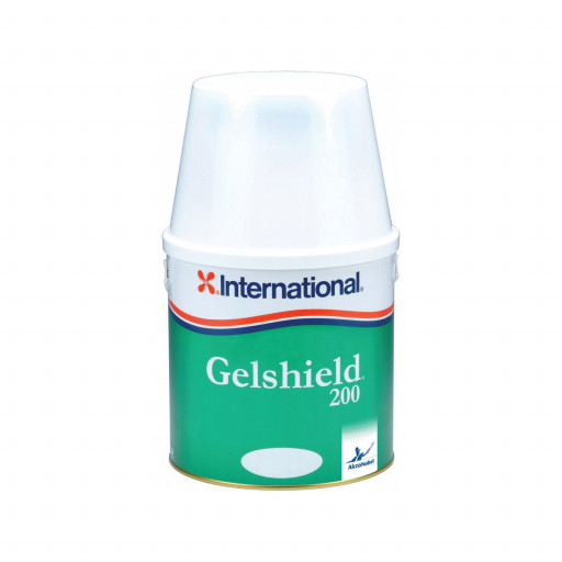 International Gelshield 200 Grundierung - grün 2500ml