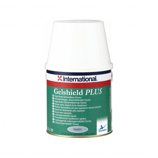 International Gelshield Plus Grundierung - blau 2250ml