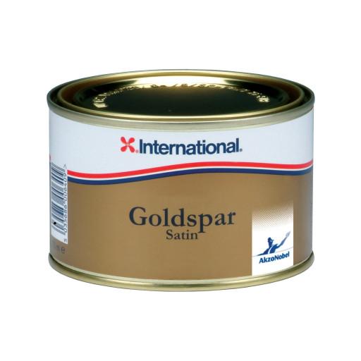 International Goldspar Satin Klarlack - 375ml