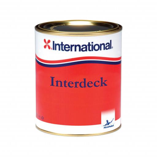 International Interdeck Buntlack - creme 027, 750ml