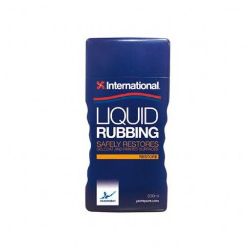 International Liquid Rubbing Reinigungsmittel - 500ml