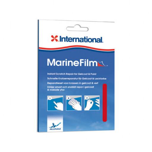 RESTBESTAND: International Marinefilm Reparaturfilm - blau 212
