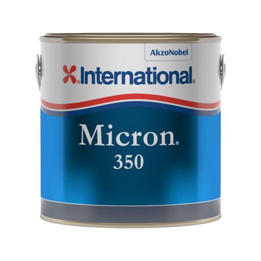 International Micron 350 Antifouling - rot, 2500ml
