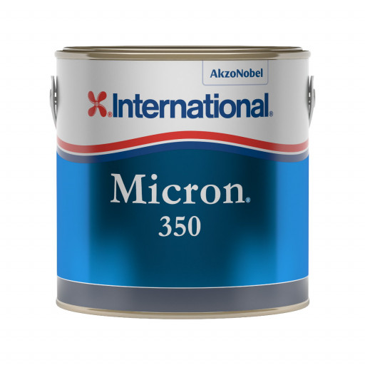 International Micron 350 Antifouling - marineblau, 2500ml