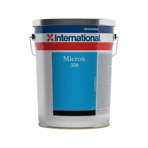 International Micron 350 Antifouling - schwarz, 5000ml