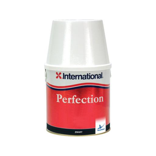 International Perfection Decklack - Mediterranean White (weiß A184), 2250ml