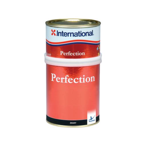 International Perfection Decklack - Jet Black (schwarz Y999), 750ml