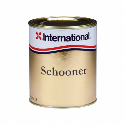 International Schooner Klarlack - 750 ml