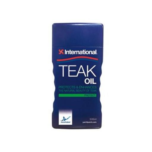 International Teak Oil Holzöl - 500ml
