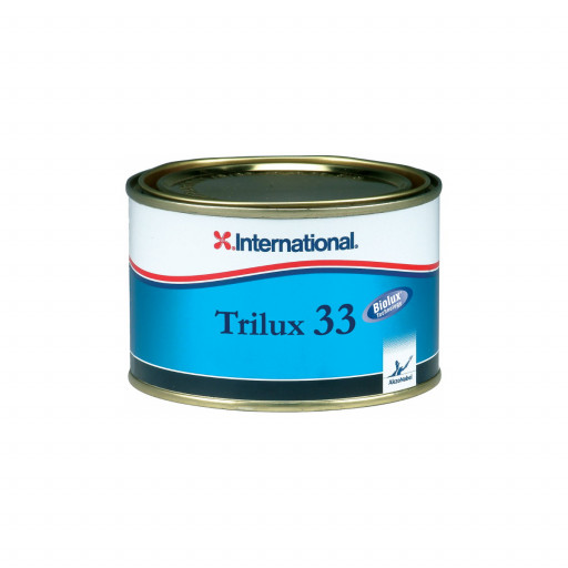 International Trilux 33 Antifouling - schwarz 375ml