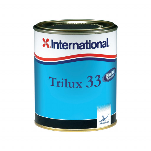 International Trilux 33 Antifouling - marineblau 750ml