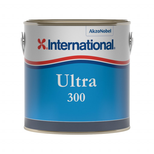 International Ultra 300 Antifouling - dunkelgrau, 2500ml