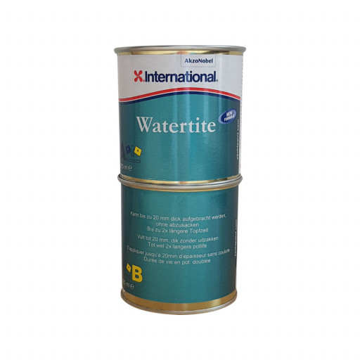 International Watertite Spachtel grau - 250ml