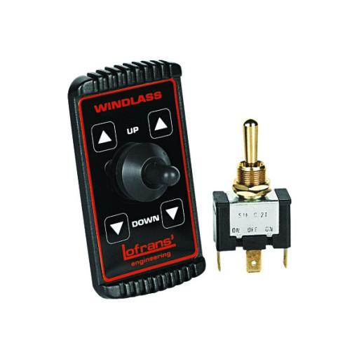 Lofrans Kontrollschalter Control Switch Typ L
