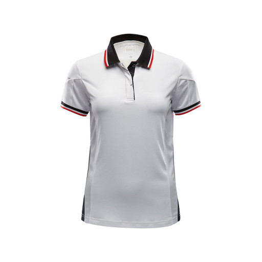 Marinepool Madison Tec Poloshirt Damen weiß
