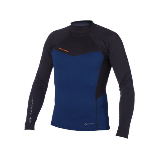 SALE: Magic Marine Metalite Racing Vest Neoprenshirt navy/schwarz