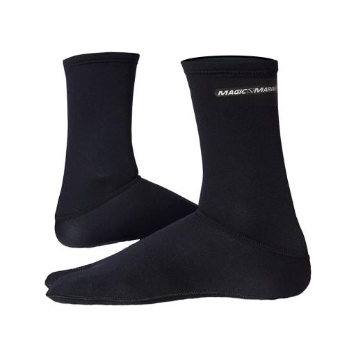 Magic Marine Neoprensocken Metalite Socks schwarz