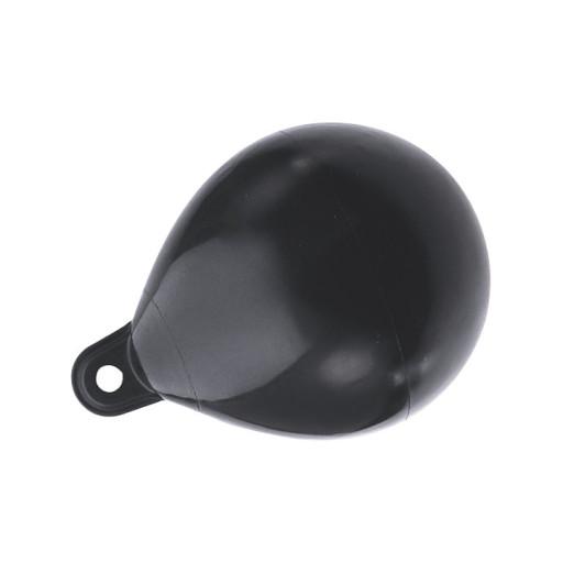 Majoni Kugelfender - Farbe schwarz, Durchmesser 45cm
