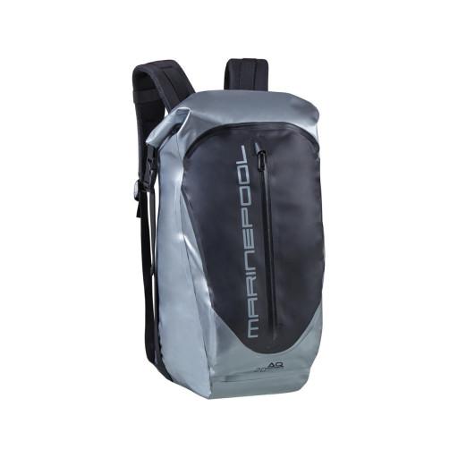 Marinepool AQ Back Pack Segel-Rucksack 20l silber
