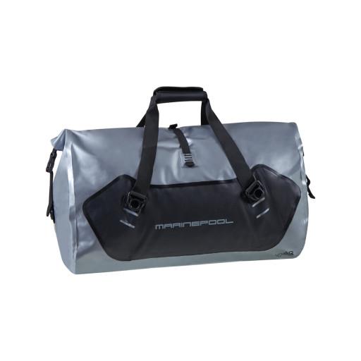 Marinepool AQ Sportsbag Segeltasche 40l silber