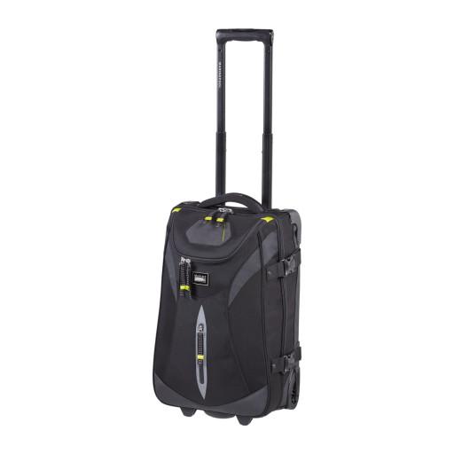 Marinepool Executive Wheeled Carry On Bag Segel-Trolley 50l schwarz