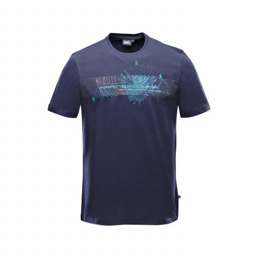 SALE: Marinepool Mario T-Shirt Herren marineblau