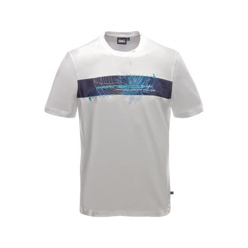 SALE: Marinepool Mario T-Shirt Herren weiß