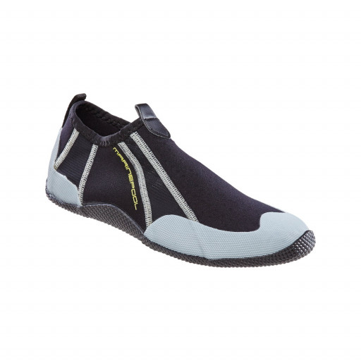 Marinepool NTS Protection Shoes Neoprenschuh grau-schwarz