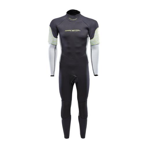 Marinepool NTS Rio Suit Neoprenanzug 3mm Herren schwarz
