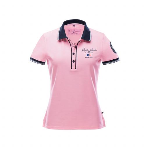 Marinepool RR Cruising Poloshirt Damen rosa