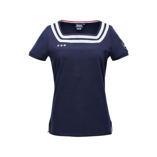 Marinepool RR Sailing T-Shirt Stella Damen marineblau