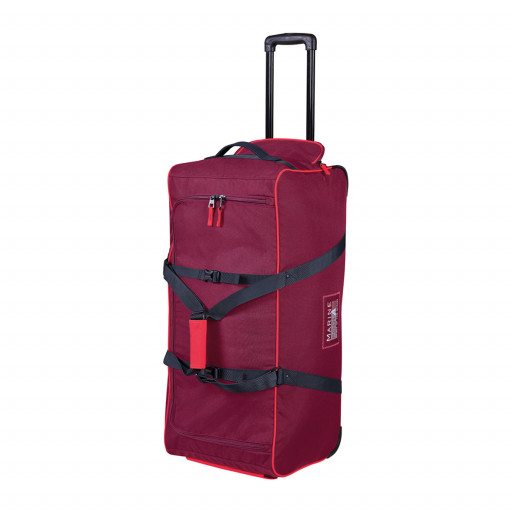 Marinepool SE Classic Wheeled Bag Segel-Trolley-Tasche 110l berry