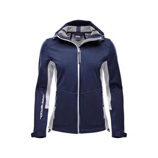 SALE: Marinepool Seaford Softshell-Jacke Damen marineblau