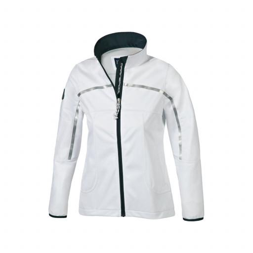 DEAL: Marinepool Vigour Midlayer-Jacke Damen weiß
