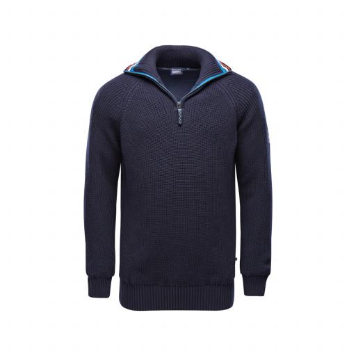 Marinepool Vito Troyer Pullover Herren marineblau