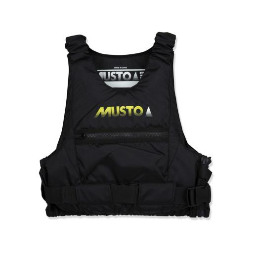 Musto Championship Regattaweste schwarz