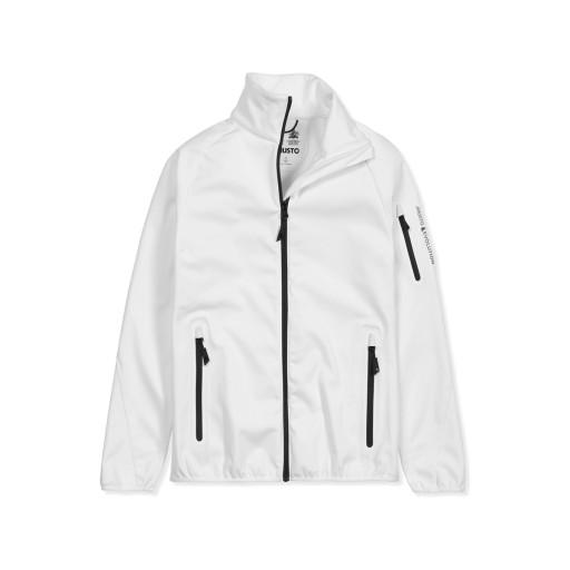 SALE: Musto Crew Softshell-Jacke Damen weiß