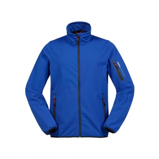Musto Crew Softshell-Jacke Herren blau
